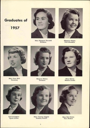 Page 11, 1957 Edition, Academy of the Holy Names - JM Yearbook (Albany, NY) online yearbook collection