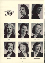Page 12, 1957 Edition, Academy of the Holy Names - JM Yearbook (Albany, NY) online yearbook collection