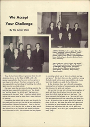 Page 15, 1957 Edition, Academy of the Holy Names - JM Yearbook (Albany, NY) online yearbook collection