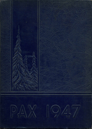 Academy of the Immaculate Conception - Pax Yearbook (Ferdinand, IN) online yearbook collection, 1947 Edition, Cover
