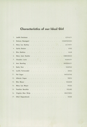 Page 11, 1947 Edition, Academy of the Immaculate Conception - Pax Yearbook (Ferdinand, IN) online yearbook collection