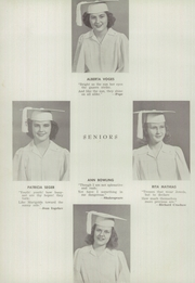 Page 12, 1947 Edition, Academy of the Immaculate Conception - Pax Yearbook (Ferdinand, IN) online yearbook collection
