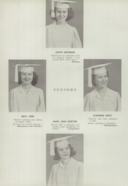Page 14, 1947 Edition, Academy of the Immaculate Conception - Pax Yearbook (Ferdinand, IN) online yearbook collection