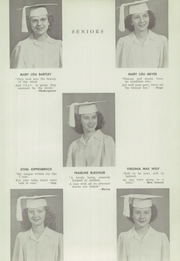 Page 15, 1947 Edition, Academy of the Immaculate Conception - Pax Yearbook (Ferdinand, IN) online yearbook collection