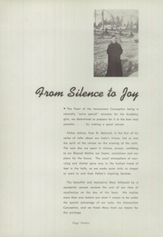Page 16, 1947 Edition, Academy of the Immaculate Conception - Pax Yearbook (Ferdinand, IN) online yearbook collection