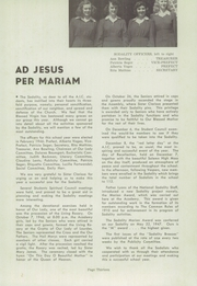Page 17, 1947 Edition, Academy of the Immaculate Conception - Pax Yearbook (Ferdinand, IN) online yearbook collection