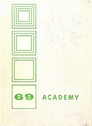 Academy of Notre Dame - Memories Yearbook (Belleville, IL) online yearbook collection, 1969 Edition, Cover