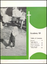 Page 7, 1969 Edition, Academy of Notre Dame - Memories Yearbook (Belleville, IL) online yearbook collection
