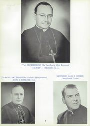 Page 12, 1960 Edition, Academy of Our Lady of Mercy - Lauralton Yearbook (Milford, CT) online yearbook collection