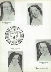 Page 14, 1960 Edition, Academy of Our Lady of Mercy - Lauralton Yearbook (Milford, CT) online yearbook collection