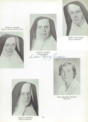 Page 17, 1960 Edition, Academy of Our Lady of Mercy - Lauralton Yearbook (Milford, CT) online yearbook collection