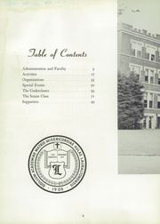 Page 6, 1960 Edition, Academy of Our Lady of Mercy - Lauralton Yearbook (Milford, CT) online yearbook collection