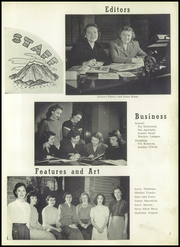 Page 11, 1951 Edition, Academy of Our Lady / Spalding Institute - Summa Yearbook (Peoria, IL) online yearbook collection