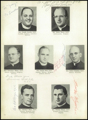 Page 14, 1951 Edition, Academy of Our Lady / Spalding Institute - Summa Yearbook (Peoria, IL) online yearbook collection