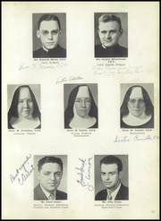 Page 15, 1951 Edition, Academy of Our Lady / Spalding Institute - Summa Yearbook (Peoria, IL) online yearbook collection