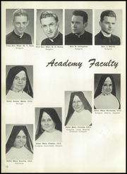 Page 16, 1951 Edition, Academy of Our Lady / Spalding Institute - Summa Yearbook (Peoria, IL) online yearbook collection