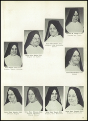 Page 17, 1951 Edition, Academy of Our Lady / Spalding Institute - Summa Yearbook (Peoria, IL) online yearbook collection
