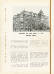 Page 8, 1957 Edition, Academy of Our Lady / Spalding Institute - Summa Yearbook (Peoria, IL) online yearbook collection