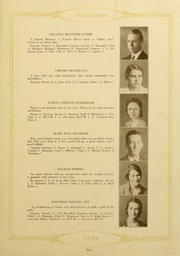 Page 13, 1932 Edition, Academy of Richmond County High School - Arc Yearbook (Augusta, GA) online yearbook collection