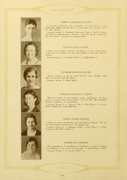 Page 14, 1932 Edition, Academy of Richmond County High School - Arc Yearbook (Augusta, GA) online yearbook collection