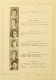 Page 16, 1932 Edition, Academy of Richmond County High School - Arc Yearbook (Augusta, GA) online yearbook collection