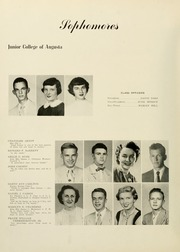 Page 12, 1953 Edition, Academy of Richmond County High School - Arc Yearbook (Augusta, GA) online yearbook collection