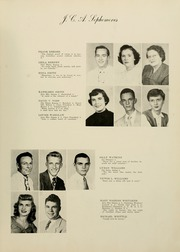 Page 15, 1953 Edition, Academy of Richmond County High School - Arc Yearbook (Augusta, GA) online yearbook collection