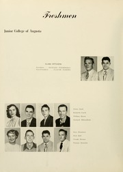 Page 16, 1953 Edition, Academy of Richmond County High School - Arc Yearbook (Augusta, GA) online yearbook collection