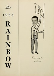 Page 7, 1953 Edition, Academy of Richmond County High School - Arc Yearbook (Augusta, GA) online yearbook collection