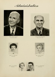 Page 9, 1953 Edition, Academy of Richmond County High School - Arc Yearbook (Augusta, GA) online yearbook collection