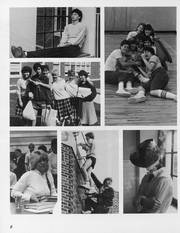 Academy of the Holy Angels - Angelus Yearbook (Minneapolis, MN) online yearbook collection, 1984 Edition, Page 10