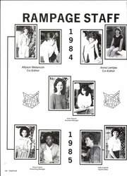 Acadiana High School - Les Memoires Yearbook (Lafayette, LA) online yearbook collection, 1985 Edition, Page 194