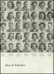 Page 17, 1943 Edition, Acalanes High School - Aklan Yearbook (Lafayette, CA) online yearbook collection