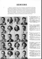 Acalanes High School - Aklan Yearbook (Lafayette, CA) online yearbook collection, 1950 Edition, Page 20 of 124