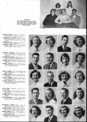 Acalanes High School - Aklan Yearbook (Lafayette, CA) online yearbook collection, 1950 Edition, Page 21