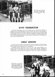Page 12, 1951 Edition, Acalanes High School - Aklan Yearbook (Lafayette, CA) online yearbook collection