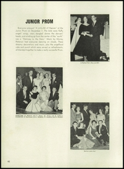 Acalanes High School - Aklan Yearbook (Lafayette, CA) online yearbook collection, 1957 Edition, Page 46 of 152