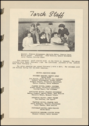 Ackley High School - Torch Yearbook (Ackley, IA) online yearbook collection, 1952 Edition, Page 9 of 92