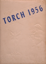 Ackley High School - Torch Yearbook (Ackley, IA) online yearbook collection, 1956 Edition, Cover