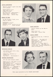 Page 13, 1956 Edition, Ackley High School - Torch Yearbook (Ackley, IA) online yearbook collection