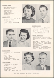 Page 15, 1956 Edition, Ackley High School - Torch Yearbook (Ackley, IA) online yearbook collection