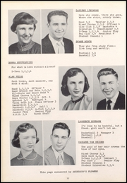 Page 16, 1956 Edition, Ackley High School - Torch Yearbook (Ackley, IA) online yearbook collection