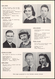Page 17, 1956 Edition, Ackley High School - Torch Yearbook (Ackley, IA) online yearbook collection