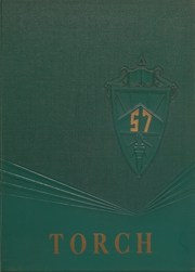 Ackley High School - Torch Yearbook (Ackley, IA) online yearbook collection, 1957 Edition, Cover
