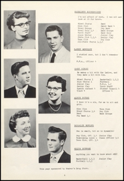 Page 10, 1957 Edition, Ackley High School - Torch Yearbook (Ackley, IA) online yearbook collection