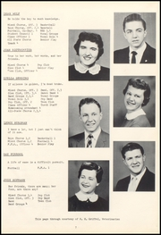 Page 11, 1957 Edition, Ackley High School - Torch Yearbook (Ackley, IA) online yearbook collection