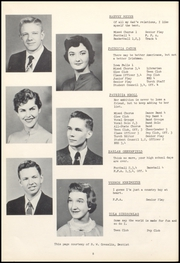 Page 12, 1957 Edition, Ackley High School - Torch Yearbook (Ackley, IA) online yearbook collection