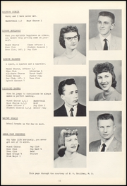 Page 15, 1957 Edition, Ackley High School - Torch Yearbook (Ackley, IA) online yearbook collection