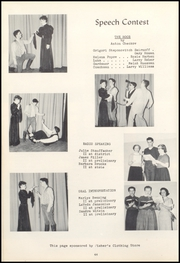 Ackley High School - Torch Yearbook (Ackley, IA) online yearbook collection, 1957 Edition, Page 48