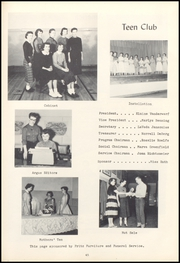 Ackley High School - Torch Yearbook (Ackley, IA) online yearbook collection, 1957 Edition, Page 49 of 72